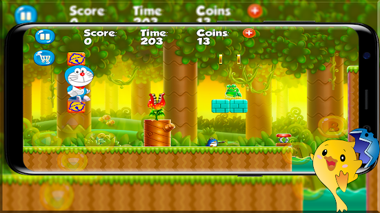 Doraemon Jungle In The Leps World Adventure - náhled