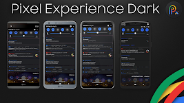 Pixel Experience Theme Dark for LG G7 APK | APKPure ai