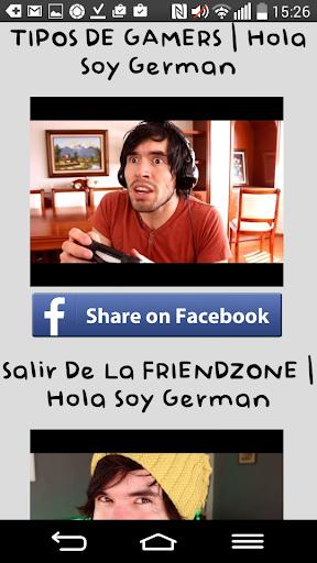 Videos de Hola soy German