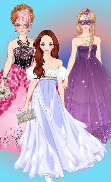Doll Princess Prom Dress Up screenshot 8