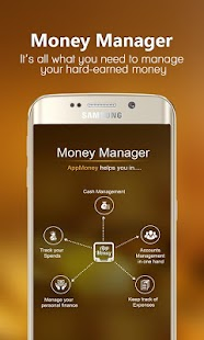 Money Manager, Recharge & Bill Reminder- screenshot thumbnail