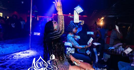 Sunday February 16,2020-Atlanta,GA-Ace of Clubs