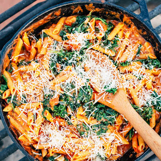 Vegetarian Pasta With Protein Recipes.