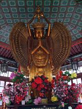 Photo: 1000 Handed Buddha