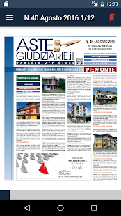 Aste Giudiziarie Press- miniatura screenshot