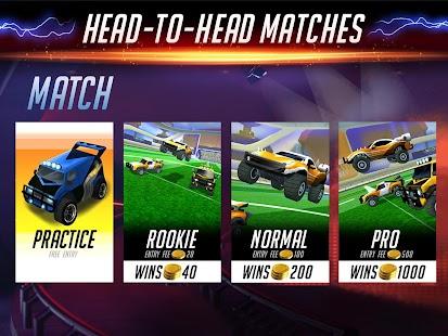 ⚽ Rocketball: Championship Cup Ekran Görüntüsü