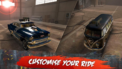 Death Tour- Racing Action Game APK MOD screenshots 1