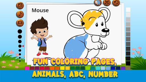 English ABC Alphabet Learning Games, Trace Letters 1.0.01.0.0 screenshots 21