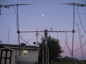 "Photo: EME ""how High the Moon"" WB9OTX"