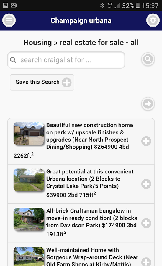 SearchTempest: Search all of Craigslist nationwide & more