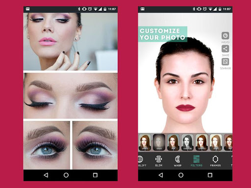 Make Up and Face Editor