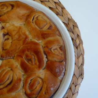 Cinnamon Rolls with a Twist – Pleasing the Francophiles among us
