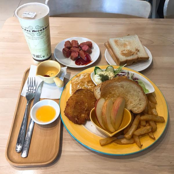 里歐早餐明華店