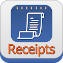 Receipts Manager for Android icon