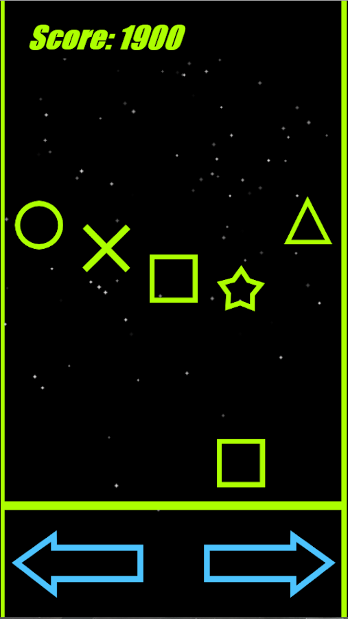 Geometry Game: Shapecalypse- screenshot