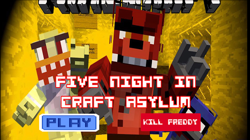 Five nights in craft asylum