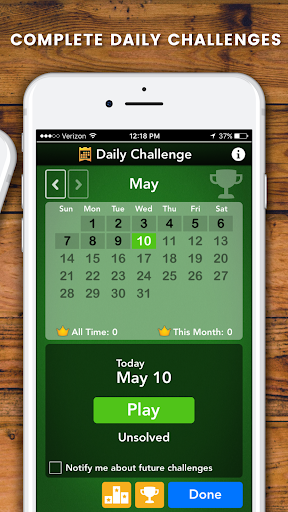 Solitaire filehippodl screenshot 3