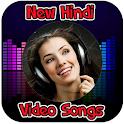 10000+ Hindi Video Songs 2016 icon