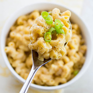 Healthy Stovetop Mac and Cheese Recipe