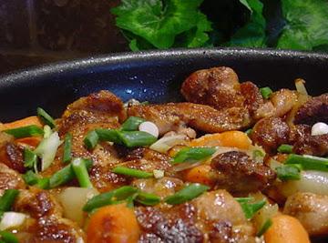 Dutch Oven Moroccan Chicken Recipe