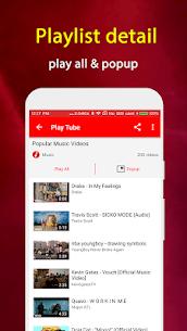 Play Tube : Video Tube Player 8
