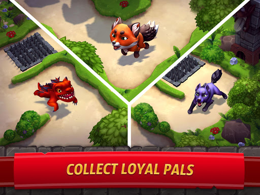 Royal Revolt 2: Tower Defense RTS & Castle Builder screenshots 13