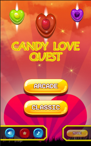 Candy Love Quest 2016
