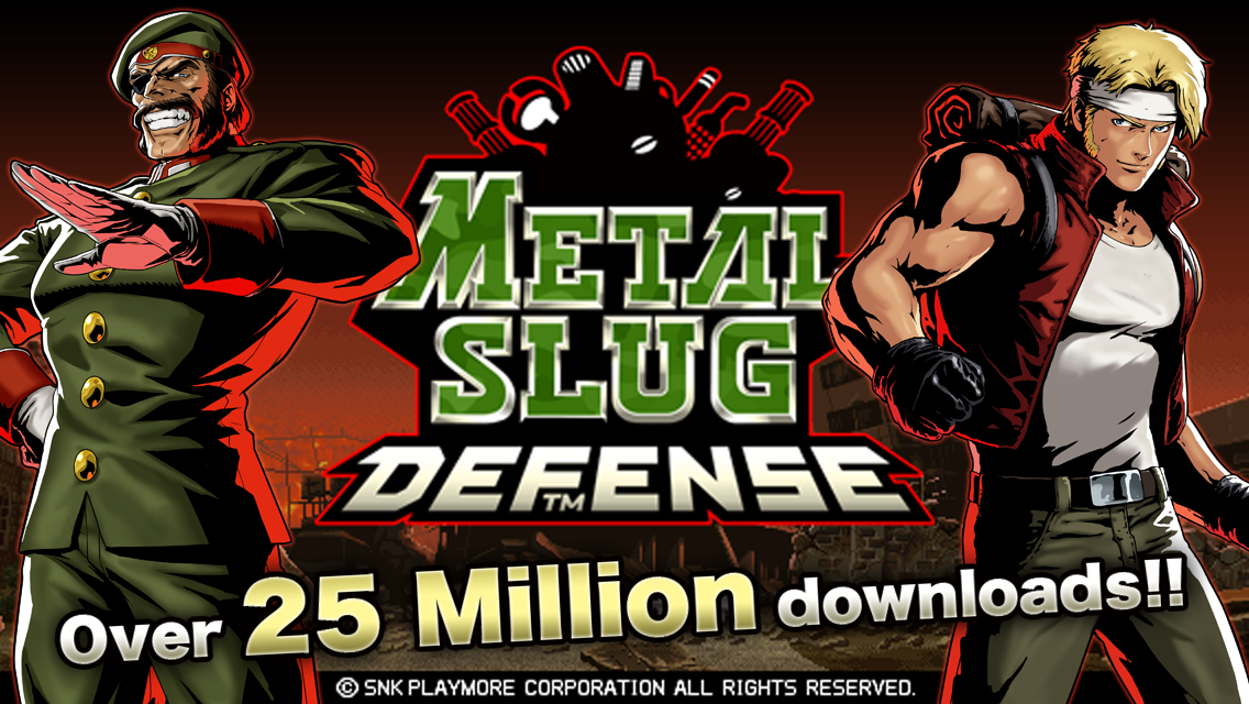 METAL SLUG DEFENSE screenshot #7