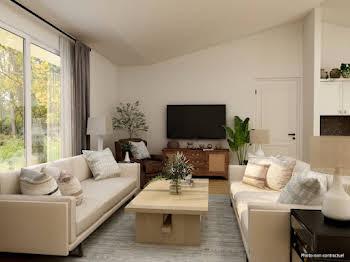 Appartement 4 pièces 92,6 m2