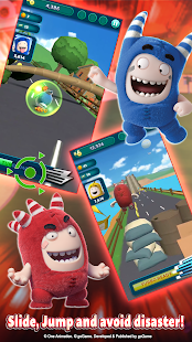 Oddbods Turbo Run 3