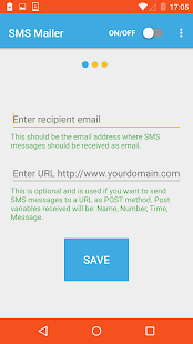 SMS Mailer, SMS to Mail or URL- screenshot thumbnail
