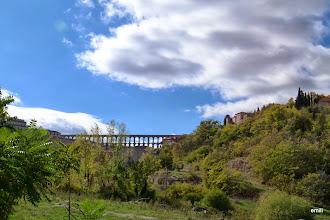 Photo: Acueducto a lo lejos