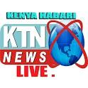 KTN + KTN TV + KTN TV LIVE KENYA + KTN TV LIVE APP icon