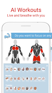 BodBot Personal Trainer: Workout & Fitness Coach 5.39