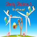 Cheeky Chickens 2 icon