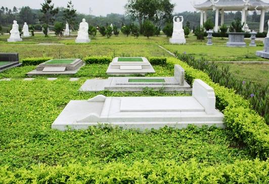 Nghĩa trang Vĩnh Hằng là địa chỉ nhiều người lựa chọn dành cho người đã khuất