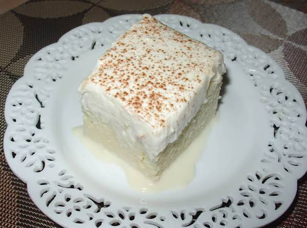 How To Make Pastel De Tres Leches-tres Leches Cake Recipe