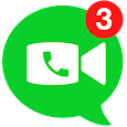 Messenger App for Free Video messages, Video Calls icon