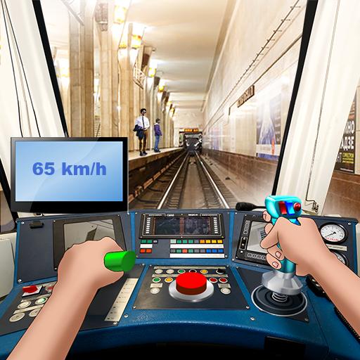 ドライブ地下鉄3Dシミュレータ 模擬 App LOGO-硬是要APP
