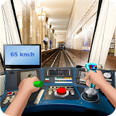 Conduisez Subway 3D Simulator