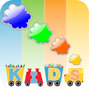 Kids educational and creative game