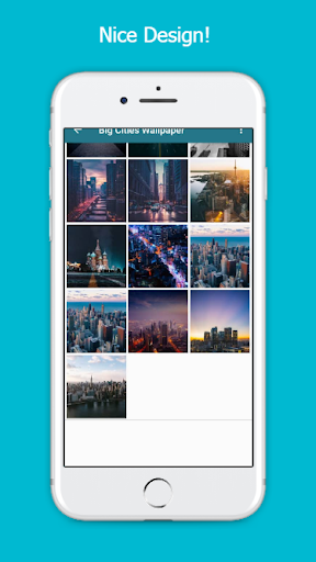Big Cities Wallpaper screenshot 1