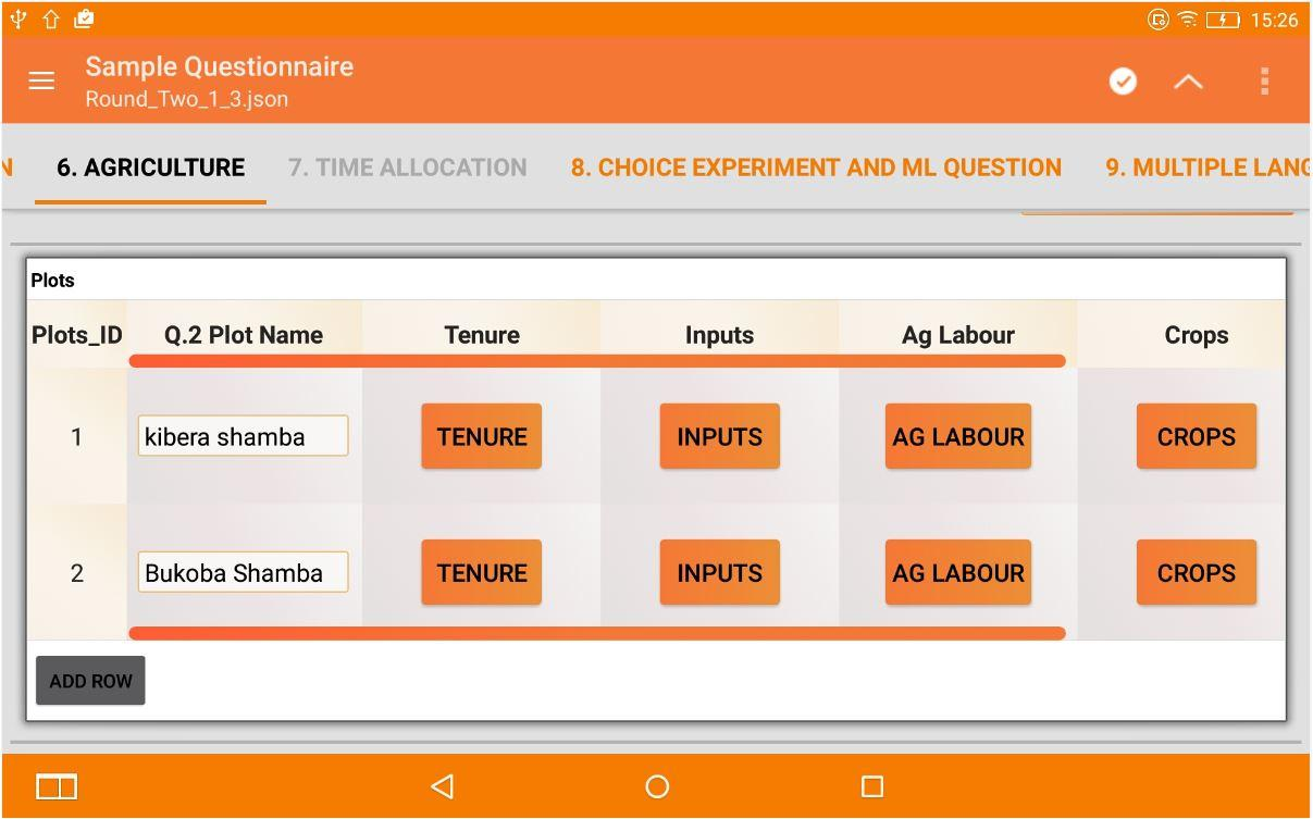 Surveybe CAPI Software- screenshot
