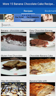 Banana Chocolate Recipes ? Cooking Guide Handbook - náhled