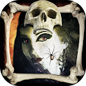Scary Photo Frames icon