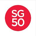 SG50 App icon