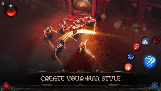 Blade Bound: Hack and Slash of Darkness Action RPG Apk Download 2