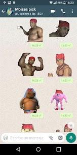 Ricardo Milos Stikers Momazos WAStickerApp memes 4