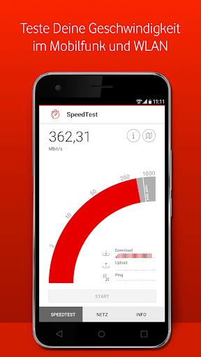 Vodafone SpeedTest 10.0.0 screenshots 1