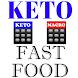 Keto & Macro Calculators + Keto Diet Fast Food App